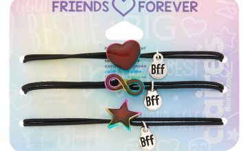 Go to Product: Mood Symbol Stretch Friendship Bracelets - 3 Pack