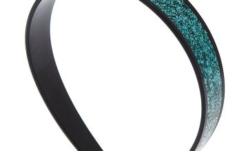 Go to Product: Ombre Glitter Headband - Teal