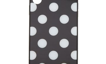 Go to Product: Black Polka Dot Phone Case - Fits iPhone XS Max