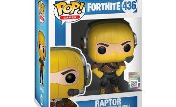 Go to Product: Fortnite Raptor Vinyl Figure - Brown