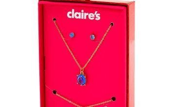 Go to Product: September Birthstone Jewellery Gift Set - Sapphire, 3 Pack