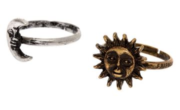 Go to Product: Best Friends Sun & Moon Rings