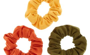 Go to Product: Small Safari Mix Hair Scrunchies - 3 Pack