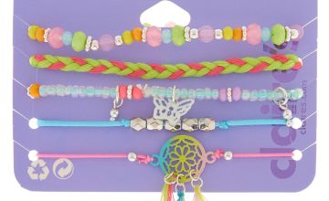 Go to Product: Rainbow Dreamcatcher Bracelets - 5 Pack