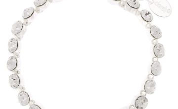 Go to Product: Silver Rhinestone Chain Bracelet