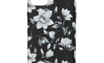Go to Product: Black & White Floral Phone Case - Fits iPhone 11