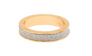 Go to Product: Gold Glitter Ring - Silver