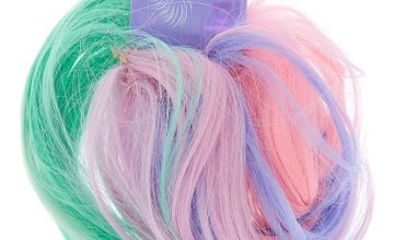 Go to Product: Curly Pastel Faux Hair Bobble