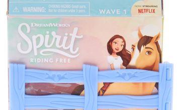 Go to Product: Dreamworks Spirit Riding Free Mini Horse Surprise Box