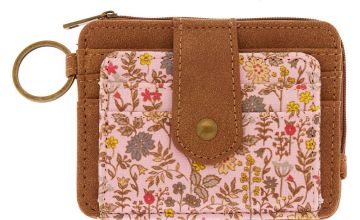 Go to Product: Ditsy Floral Coin Purse - Brown