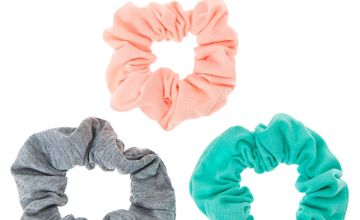 Go to Product: Small Pastel Spring Hair Scrunchies - 3 Pack