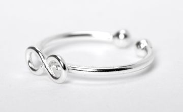 Go to Product: Sterling Silver Infinity Faux Hoop Nose Ring