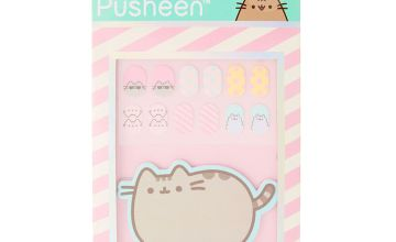 Go to Product: Pusheen™ Nail File & Wraps Set