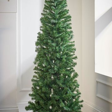Green Deluxe Unlit Christmas Tree