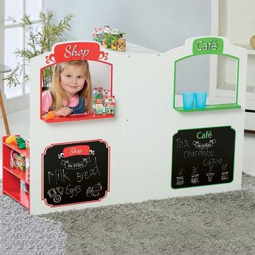 Cafe Shop and Play Centre