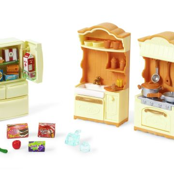 Sylvanian Families Kitchen Playset