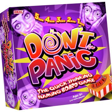 Ideal Don't Panic Game