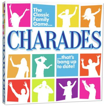 Cheatwell Games Family Charades Game