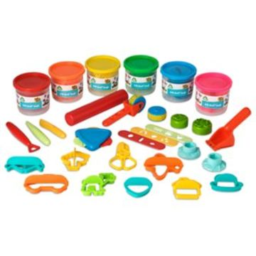 Soft Stuff Bumper Dough and Tool Set | soft stuff | ELC