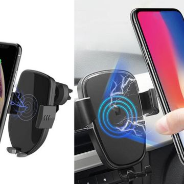 £7.99 instead of £25.99 (from Wow What Who) for a Qi wireless car charger - save 69%