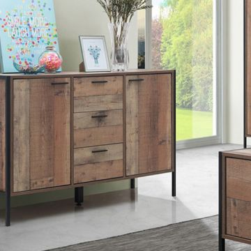 £99 instead of £170 (from Sensational Deals) for a rustic Stretton TV stand, or £109 for a sideboard - save up to 42%