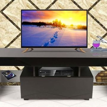 From £59 instead of £189.01 (from CosmoBuy) for a high-gloss TV cabinet - choose from six designs and save up to 69%
