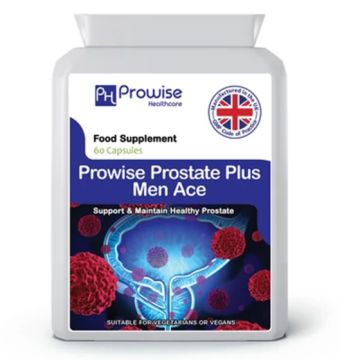 £9.99 instead of £39.99 for a 60 x Prostate Plus men's capsules from PROWISE HEALTHCARE LTD - save 75%