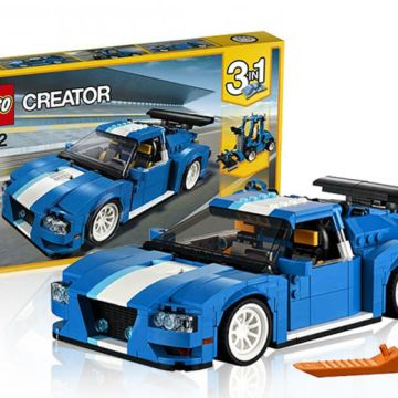 £44.99 for a Lego Creator 31070 Turbo Track Racer building kit