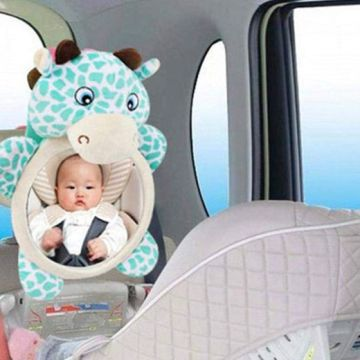 £6.99 instead of £19.99 (from Who What Who) for a baby car seat mirror - save 65%