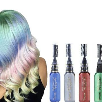 £4.99 instead of £12.99 for a comb in & wash out hair colour from GetGorgeous - save 62%