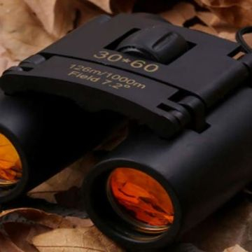 £9.99 (from Jaoyeh) for a mini night vision binoculars