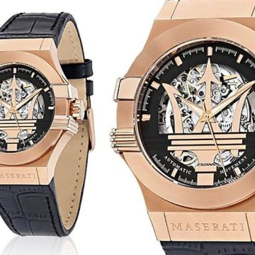 £249 instead of £696 (from Best Watch Company) for a men's Maserati Potenza watch - save 64%