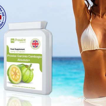 £6.99 instead of £24 (from Prowise Healthcare) for a one-month supply* of Garcinia Cambogia capsules - save 71%
