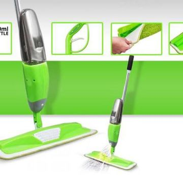 £9 instead of £49.99 for a powerzone microfibre spray mop from Direct2Public Ltd - save 82%