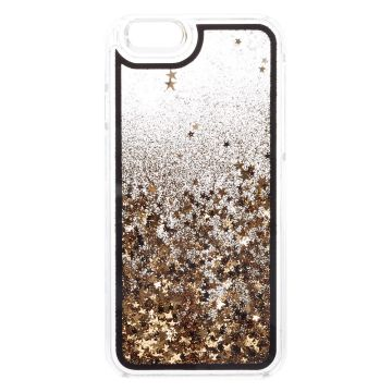 Go to Product: Black & Gold Floating Stars Liquid Fill Phone Case - Fits iPhone 6/7/8
