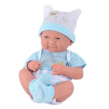 Cupcake Newborn Baby Boy Doll | baby dolls & accessories | ELC