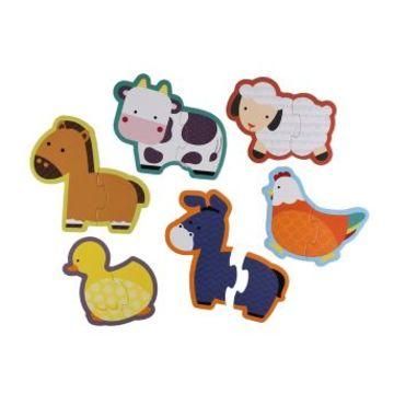Farm Animal Puzzles | children's jigsaws & puzzles | ELC
