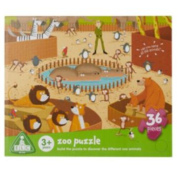 Zoo Puzzle | children's jigsaws & puzzles | ELC