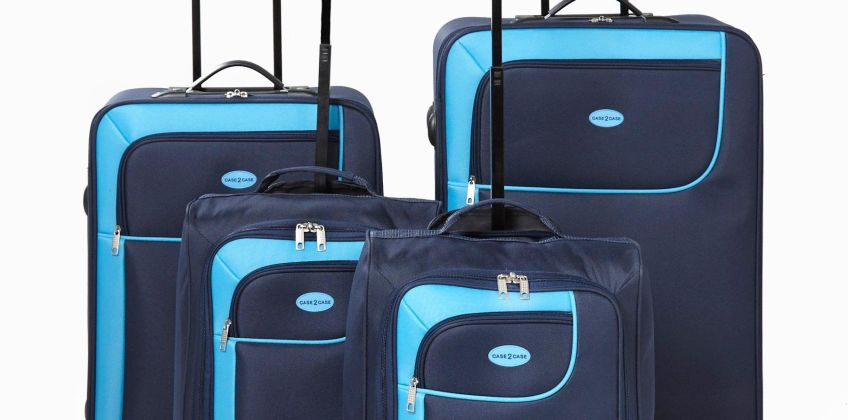 6-Piece Luggage Set from Studio