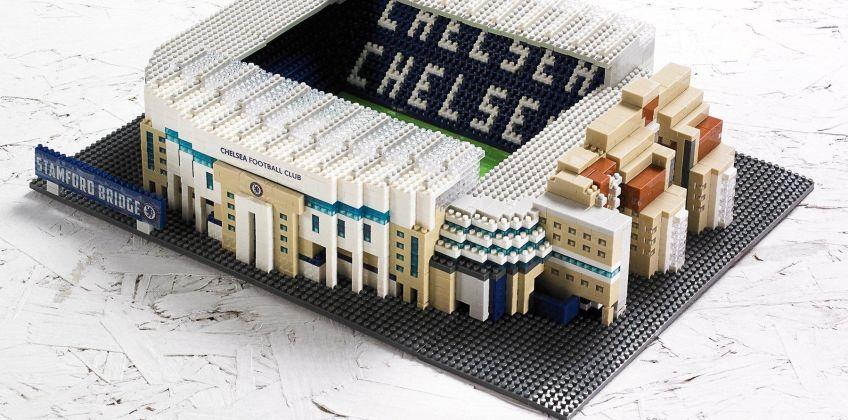 Chelsea FC Brxlz Stadium from Studio