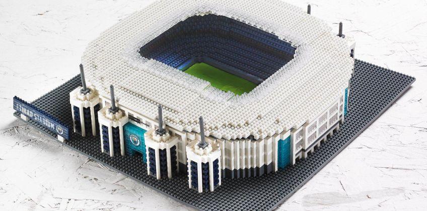 Brxlz Stadium - Manchester City FC from Studio
