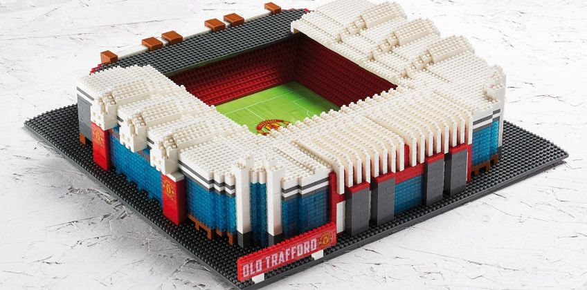 Brxlz Stadium - Manchester United FC from Studio