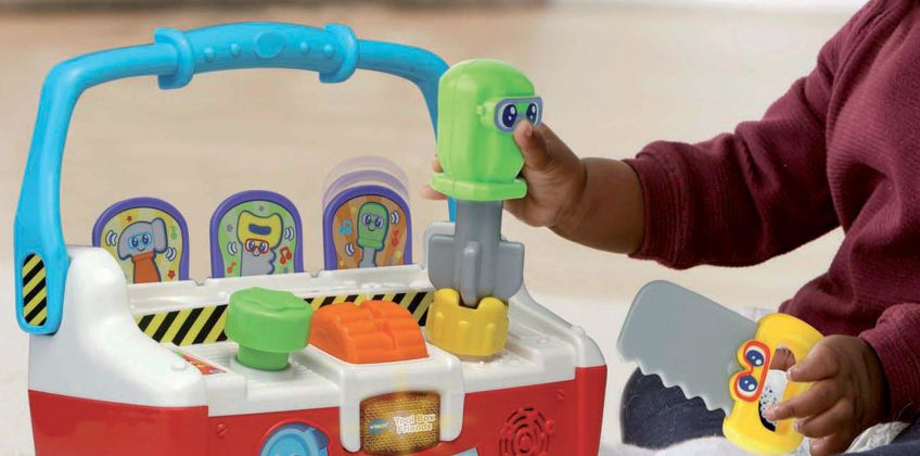 VTech Popping Tool Box Friends from Studio