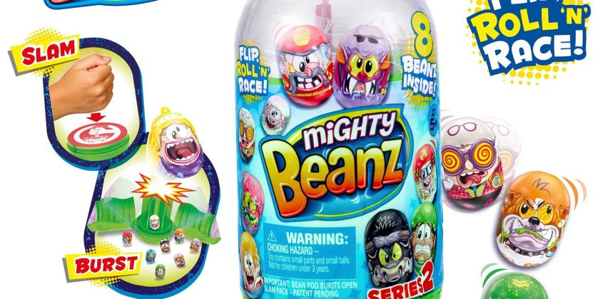 Mighty Beanz Slam Pack from Studio