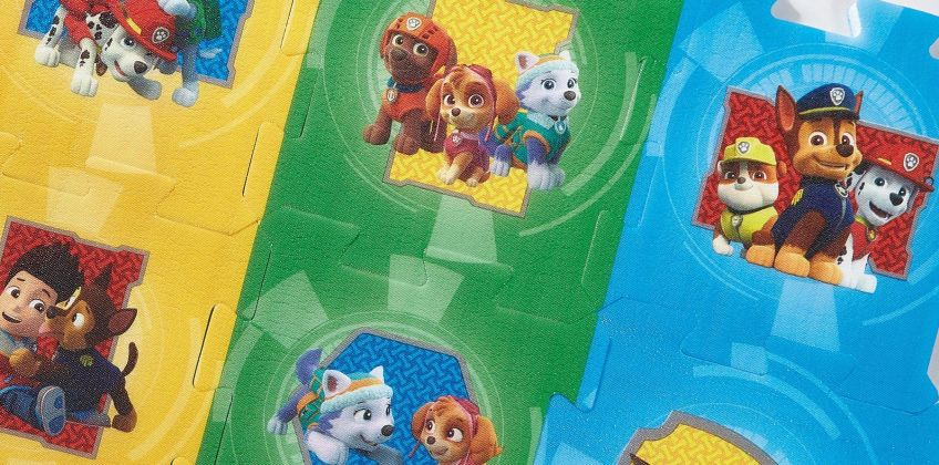 Paw Patrol Floor Puzzle from Studio