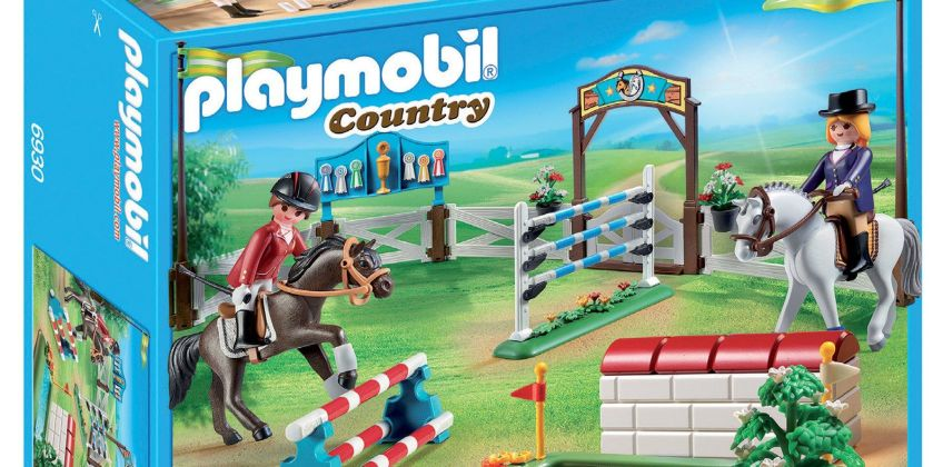 Playmobil Country Horse Show from Studio