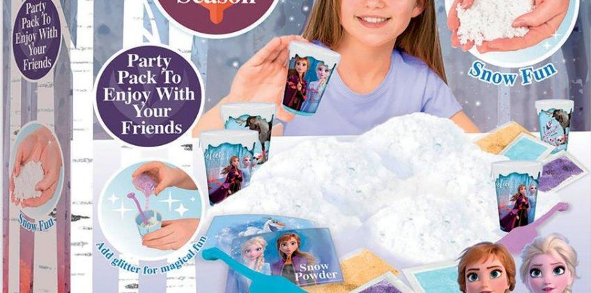 Frozen 2 Make Your Own Snow Party Pack from Studio