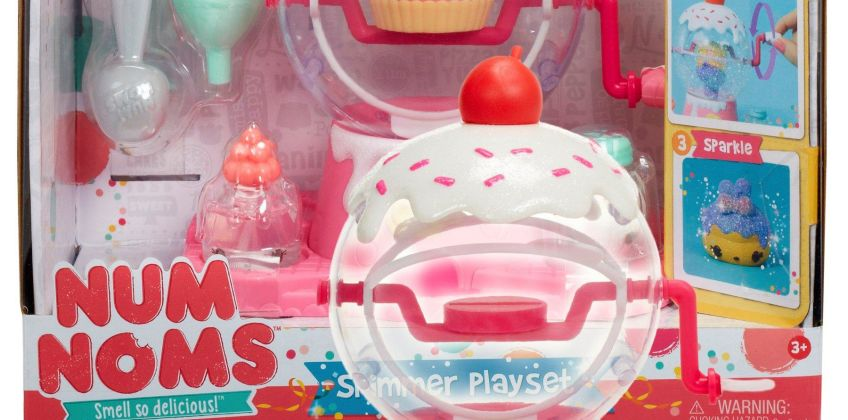 Num Noms Shimmer Playset from Studio