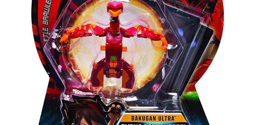 Bakugan One Pack Set from Studio