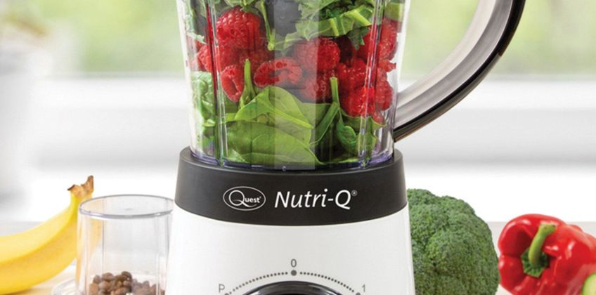 Nutri Q 500W Jug Blender and Grinder from Studio